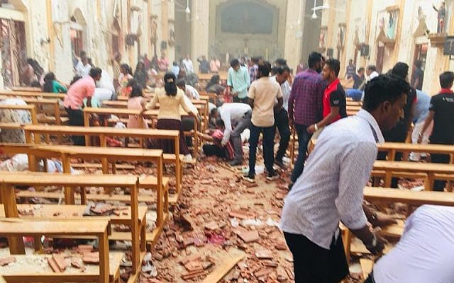 Sri Lanka: Đánh bom đẫm máu vào lễ Phục sinh, ít nhất 158 người chết