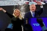 Thủ tướng Israel tái đắc cử nhiệm kỳ thứ năm