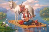 Truyền thuyết về pháp sư Kazakh