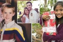Cô gái Philippines kết hôn với chàng trai Mỹ tặng quà cho mình 14 năm trước