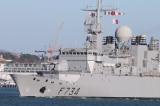 Tàu chiến Pháp đi qua Eo biển Đài Loan, Trung Quốc tức giận