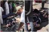 Bình Định: Xe biển tứ quý tông chết 3 người, 7 người bị thương