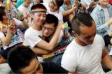 Quốc hội Đài Loan thông qua luật công nhận hôn nhân đồng tính