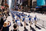 New York: 10.000 người diễu hành phản đối TQ đàn áp tín ngưỡng
