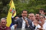 Guaido xúc tiến hợp tác với Bộ Quốc phòng Mỹ giải quyết khủng hoảng Venezuela