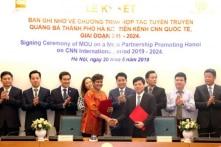 Hà Nội chi hơn 4 triệu USD quảng bá trên CNN