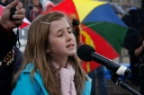Cô bé 12 tuổi và bài phát biểu cảm động về vấn đề phá thai
