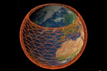 Elon Musk dự tính phóng 12.000 vệ tinh internet bao phủ Trái Đất