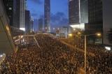 HK sẽ 'leo thang hành động' nếu chính quyền không hủy luật dẫn độ vào chiều 20/6