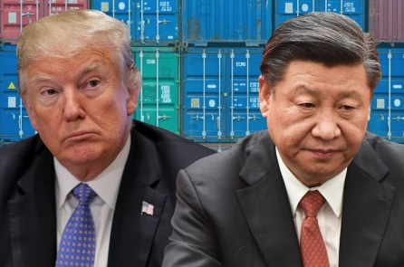 Trump bảo vệ chiến lược thuế quan, Trung Quốc nói 'không sợ' thương chiến