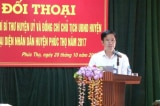 Bí thư huyện Phúc Thọ bị cách tất cả chức vụ trong Đảng