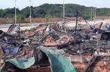 Nổ xăng dầu tại dự án KN Cam Ranh, 2 người chết, 9 người bị thương