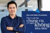 CEO Tập đoàn Asanzo: '70% linh kiện tivi nhập từ Trung Quốc'