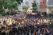 Hồng Kông: Người dân phát động phong trào bất hợp tác, tiếp tục phản đối dự luật dẫn độ