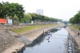 Xả nước hồ Tây cuốn trôi toàn bộ kết quả thí nghiệm làm sạch sông Tô Lịch