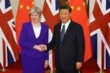 Anh-Trung hủy ngang thỏa thuận hợp tác trị giá hơn 1 tỷ USD