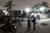 Hai bé trai bị giật tử vong do rò điện từ công trình