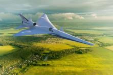 Máy bay siêu thanh mới của NASA sẽ không có kính chắn gió