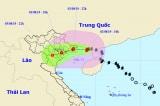 Bão số 3 suy yếu thành áp thấp nhiệt đới, gây mưa to cho Bắc Bộ