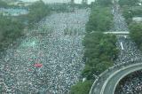 Biểu tình ở Hồng Kông ngày 18/8: Khoảng 1,7 triệu người tiếp tục phản đối dự luật dẫn độ