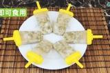 Kem đậu xanh hoa bách hợp: Món ngon thanh nhiệt mùa hè