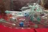 Mỗi ngày, khoảng 22 tấn chất thải y tế phát sinh là chất thải nhựa