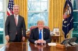 Tổng thống Donald Trump chọn Robert O'Brien thay thế John Bolton.
