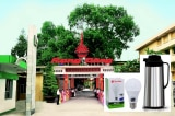 Công ty Rạng Đông tặng phích nước, bóng đèn cho người dân sau vụ cháy