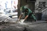 Binh chủng Hoá học tham gia xử lý ô nhiễm hóa chất vụ cháy Rạng Đông