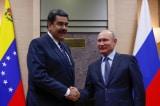 Nga, Venezuela tăng cường hợp tác bất chấp Mỹ đang chế tài Caracas