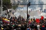 Ecuador: Biểu tình leo thang, TT Moreno rời cơ quan hành chính khỏi Quito