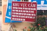 Nghệ An: Biển 'cấm quay phim, chụp ảnh' đặt 'tràn lan' tại trụ sở xã