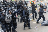 Vụ học sinh Hồng Kông bị bắn: Danh tính cảnh sát nổ súng được tiết lộ
