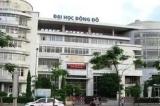 Hai hiệu phó trường Đại học Đông Đô bị bắt