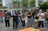 Hồng Kông ngày 18/10: Diễu hành chớp nhoáng phản đối điều luật tà ác