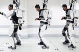 Bệnh nhân bại liệt đi được nhờ khung xương robot điều khiển bằng sóng não