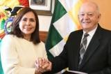 Chính phủ lâm thời Bolivia thúc đẩy quan hệ ngoại giao với Mỹ