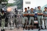 Hắc cảnh Hồng Kông: Kỳ nhông đổi sắc