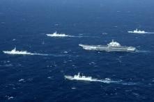 Trung Quốc điều tàu sân bay tự chế đi qua Eo biển Đài Loan