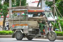 Hà Nội xem xét cấm xe xích lô, xe ba bánh