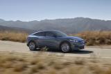 Ford ra mắt dòng xe hơi điện cao cấp, đi 482km/lần sạc