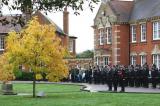 Cảnh sát và lực lượng cứu hộ Anh mặc niệm 39 người chết trong container
