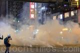 Cảnh sát Hồng Kông dùng khoảng 10.000 quả lựu đạn hơi cay 5 tháng qua