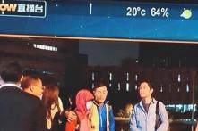 Cháu gái cựu Thủ tướng Chu Dung Cơ cũng bị bao vây trong PolyU?
