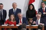 Mỹ, Mexico, Canada ký lại thỏa thuận thương mại USMCA