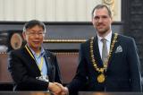 Prague kết nghĩa với Đài Bắc, Thượng Hải cắt đứt quan hệ với Prague