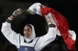 Nữ VĐV Iran duy nhất đoạt huy chương Olympic đào thoát tới Hà Lan
