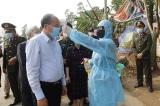 Cách ly 15 hộ dân và 30 người trong đoàn đám cưới ở huyện Sông Lô