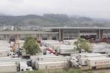 Xuất 580 tấn, nhập 1.738 tấn nông sản với thị trường Trung Quốc