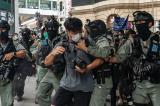 Hàng nghìn người Hồng Kông biểu tình phản đối luật quốc ca